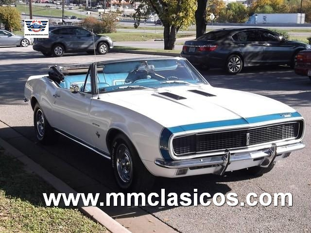 Chevrolet Camaro RS 350 Muscle Car 1967